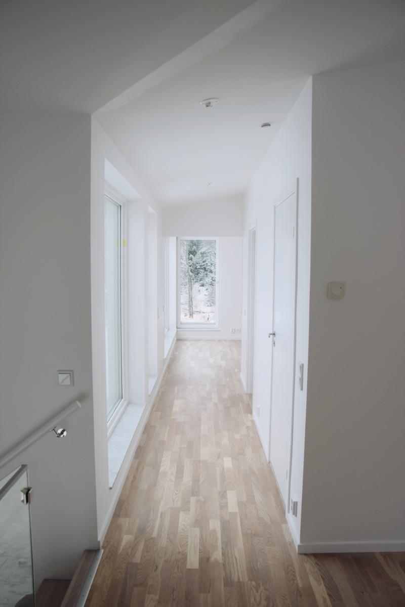 Atriumhusen - Näs focksta - Hus för en ny livsstil i Uppsala